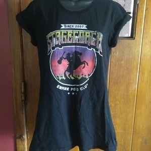 Stagecoach Tee